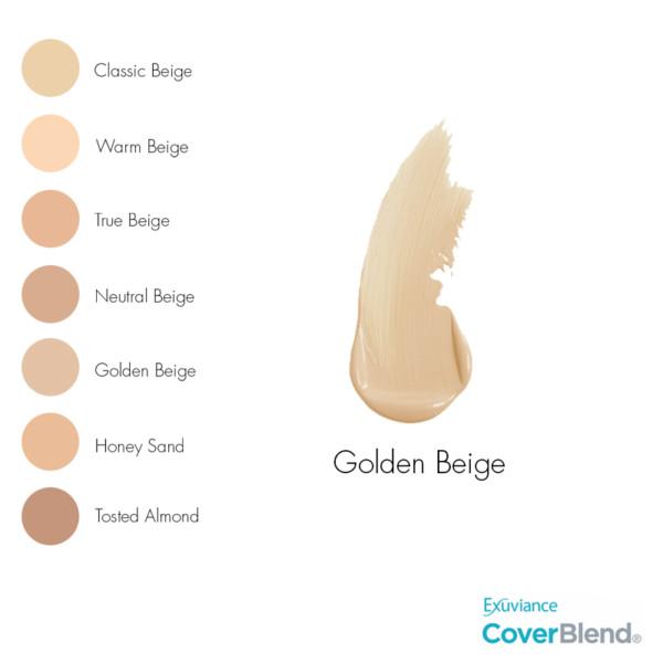 Skin Caring Foundation - Golden Beige-2834