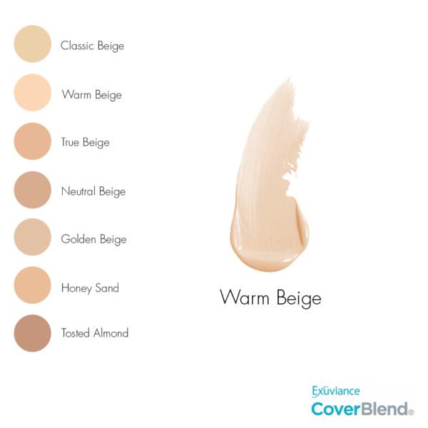 Skin Caring Foundation - Warm Beige-2836