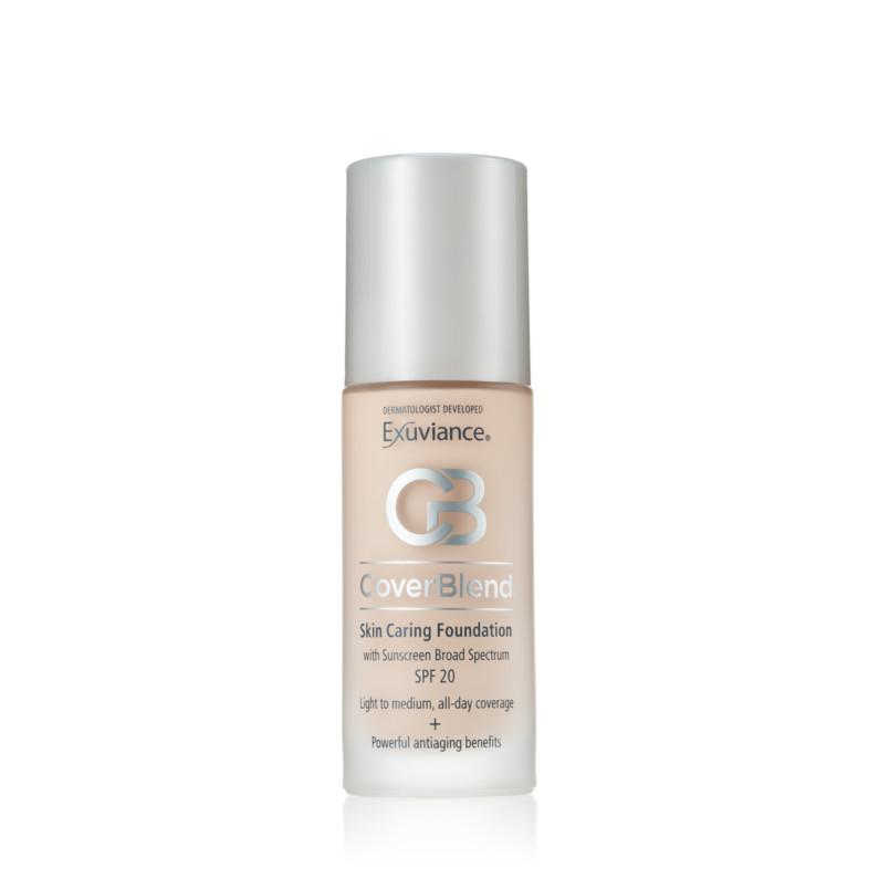 Skin Caring Foundation - Warm Beige-0