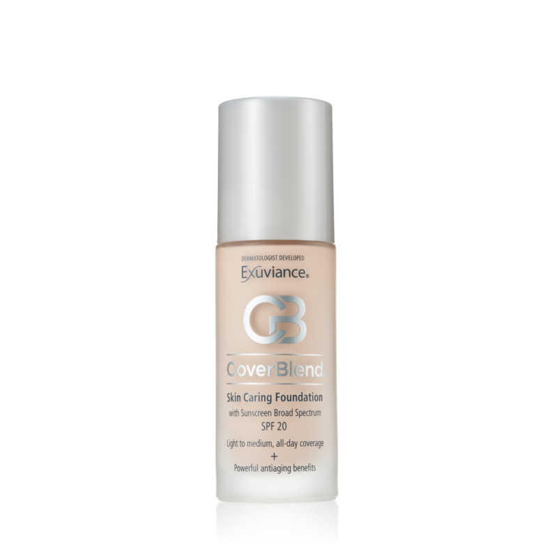 Skin Caring Foundation - Honey Sand-0