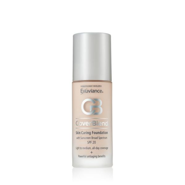 Skin Caring Foundation - Golden Beige-0