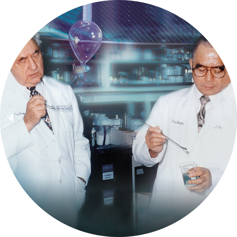 dottori Dr Van Scott e Yu exuviance