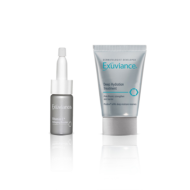 deep hydration treatment vitamin c antiaging booster