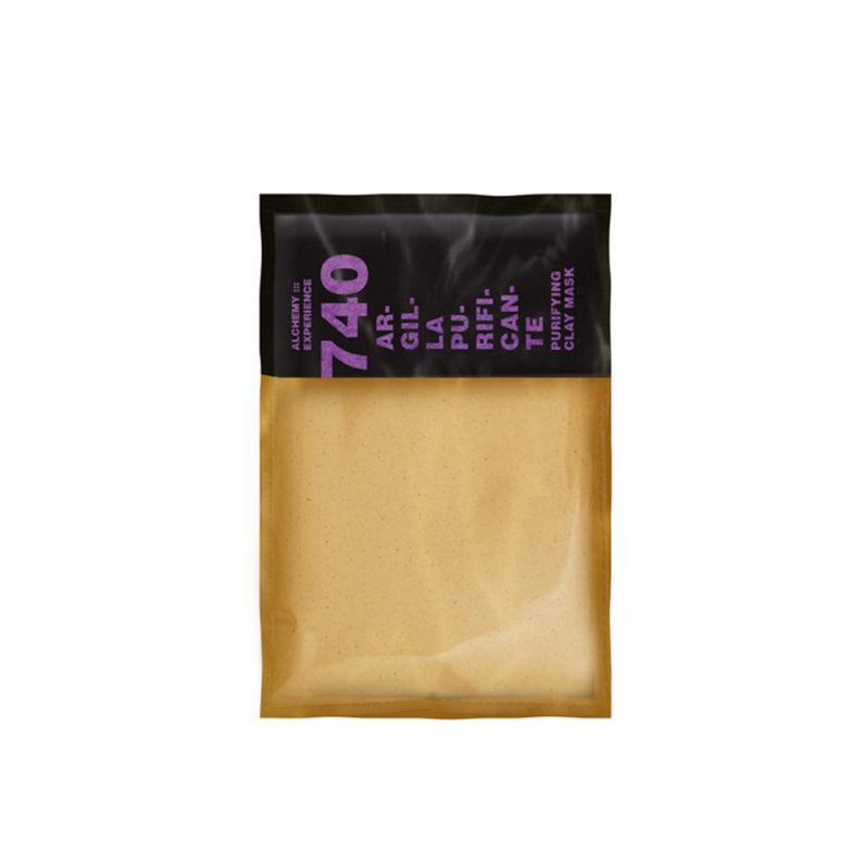 argilla purificante 740 5 buste monodose 20 ml alchemy experience