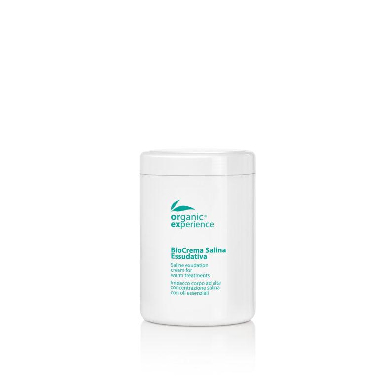 bio crema salina essudativa vaso 1000 ml organic experience