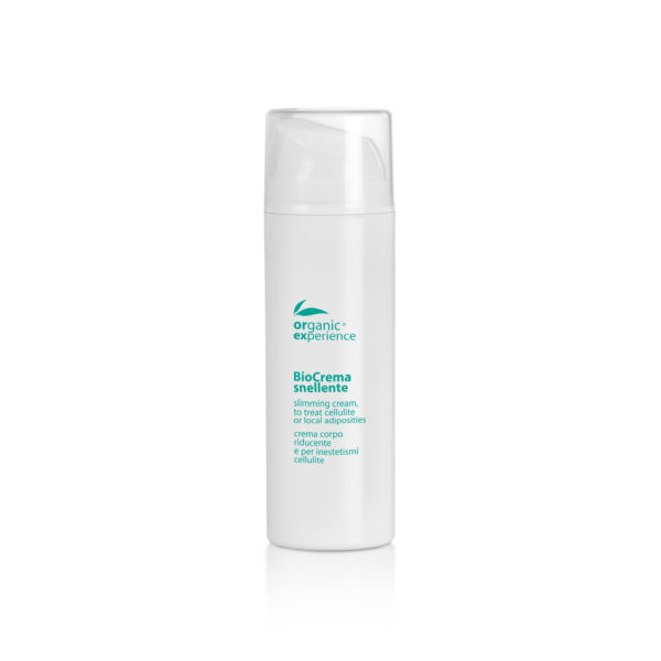 bio crema snellente flacone airless 150 ml organic experience 1