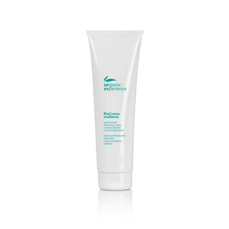 bio crema snellente tubo 300 ml organic experience