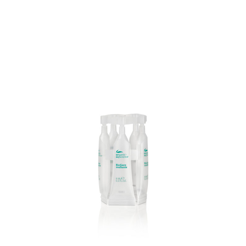 bio siero snellente 5 fiale 8 ml organic experience 1