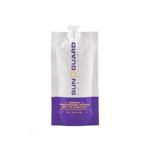 crema protezione bassa spf10 7 buste 25 ml sun guard