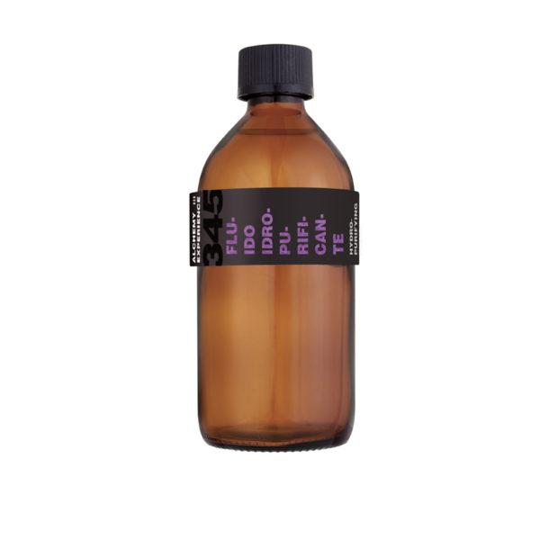 fluido idro purificante345 bottiglia vetro ambrato 200 ml alchemy
