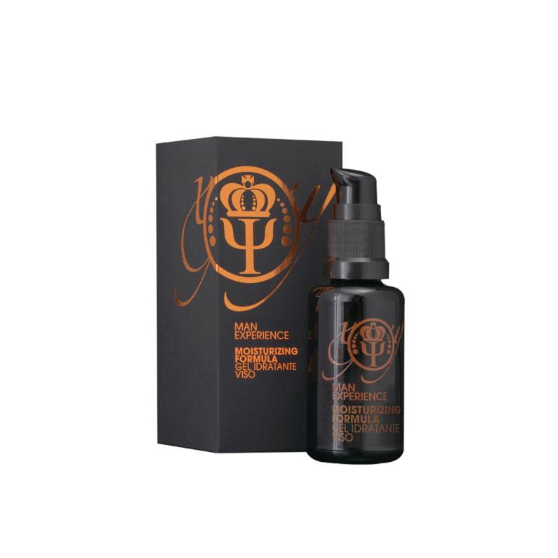 moisturizing formula flacone 50 ml man experience