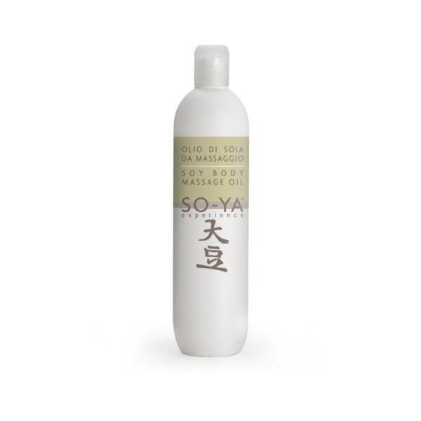 olio di soya da massaggio tubo 500 ml so ya