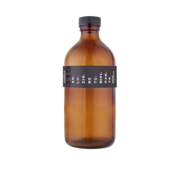 soluzione tonificante 315 bottiglia vetro ambrato 500 ml alchemy